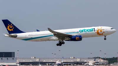 CS-TRH - Airbus A330-343 - Evelop Airlines