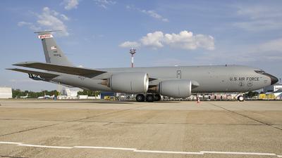 58-0009 - Boeing KC-135R Stratotanker - United States - US Air Force (USAF)