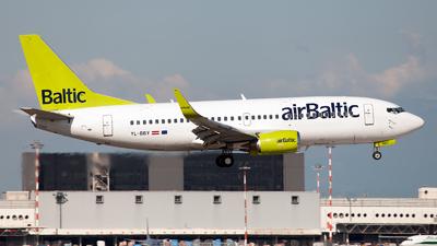 YL-BBY - Boeing 737-36Q - Air Baltic