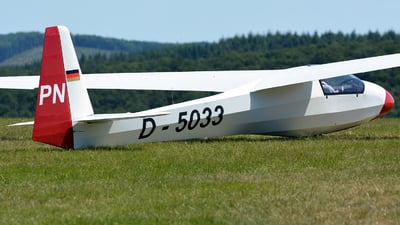 D-5033 - Schleicher ASK-18 - Private