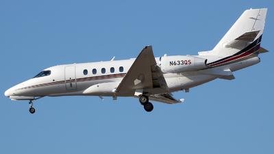 N633QS - Cessna Citation Latitude - NetJets Aviation
