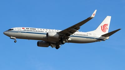 B-1945 - Boeing 737-89L - Air China