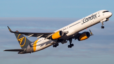 A picture of DABOF - Boeing 757330 - Condor - © Steffen Müller