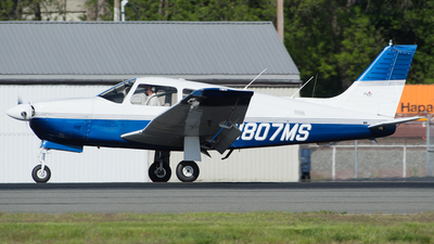 N807MS - Piper PA-28R-201 Arrow - Private