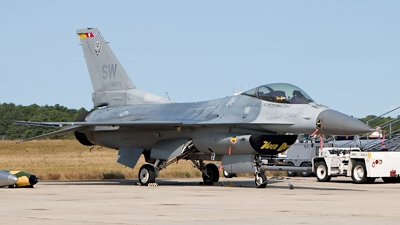 91-0376 - General Dynamics F-16CJ Fighting Falcon - United States - US Air Force (USAF)