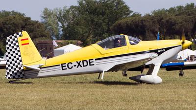 A picture of ECXDE - Van's RV9A - [070062214] - © Aldo Bidini