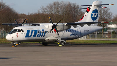 VP-BLN - ATR 42-300 - UTair Aviation