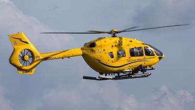 G-SASS - Eurocopter EC 145T2 - Bond Air Services