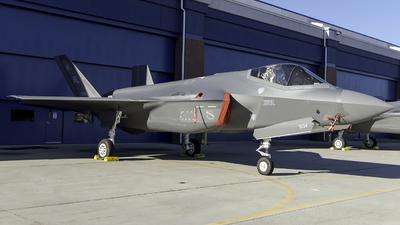 15-5134 - Lockheed Martin F-35A Lightning II - United States - US Air Force (USAF)