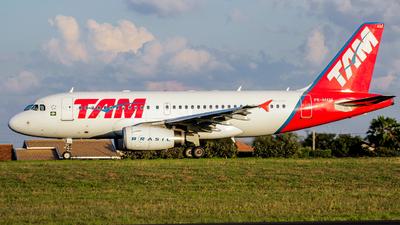 PR-MAM - Airbus A319-132 - TAM Linhas Aéreas