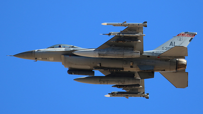 88-0398 - Lockheed Martin F-16C Fighting Falcon - United States - US Air Force (USAF)
