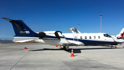 N114BD - Bombardier Learjet 60 - Private