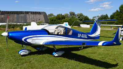 SP-SOSL - Dova Aircraft DV-1 Skylark - Private