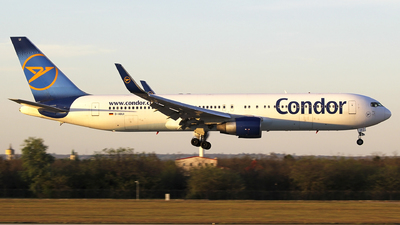 A picture of DABUI - Boeing 767330(ER) - Condor - © Seres23