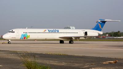 PJ-MDD - McDonnell Douglas MD-82 - Insel Air Aruba