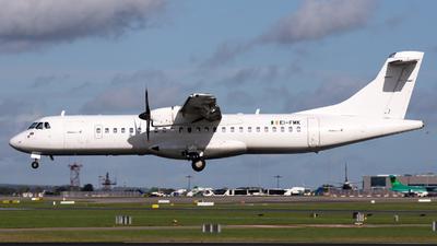 EI-FMK - ATR 72-212A(600) - Stobart Air