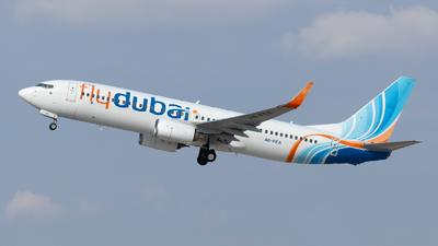 A picture of A6FEA - Boeing 7378KN - FlyDubai - © Eyal Zarrad