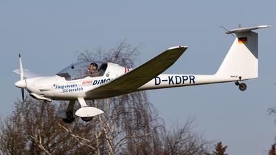 A picture of DKDPR - HK36 Super Dimona - [36340] - © dakl-photography