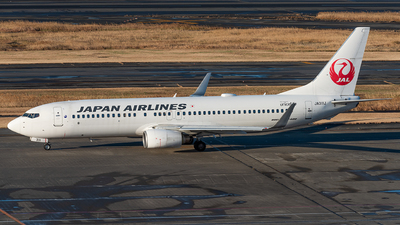JA311J - Boeing 737-846 - Japan Airlines (JAL)