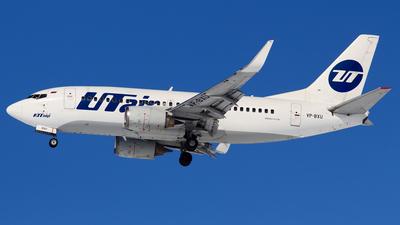 VP-BXU - Boeing 737-524 - UTair Aviation