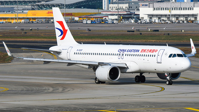 B-303F - Airbus A320-251N - China Eastern Airlines