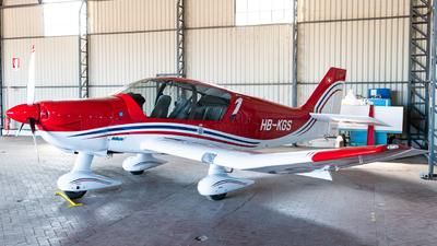 HB-KGS - Robin DR401/155CDI - Motorfluggruppe Basel