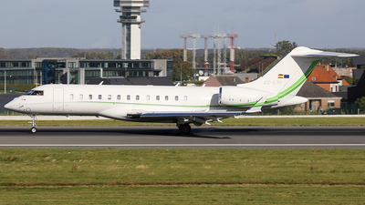 A picture of ECLTF - Bombardier Global 6000 - Gestair - © AviaStar Photography