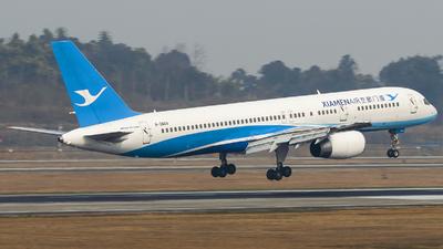 A picture of B2869 - Boeing 75725C - NorthWestern Cargo International Airlines - © XieTM