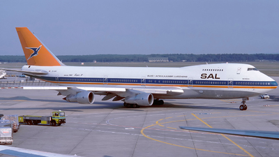 ZS-SAR - Boeing 747-244B(M) - South African Airways
