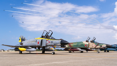 37-8315 - McDonnell Douglas F-4EJ Kai - Japan - Air Self Defence Force (JASDF)
