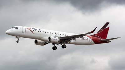N938TA - Embraer 190-100IGW - Avianca Central America