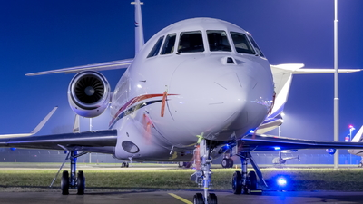 N123KH - Dassault Falcon 2000EX - Private