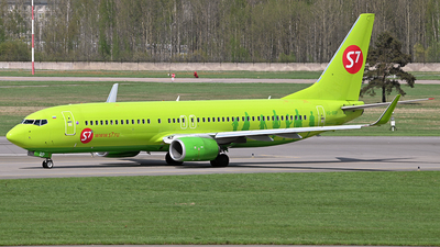 A picture of VQBRP - Boeing 7378LP - S7 Airlines - © Luba Ostrovskaya