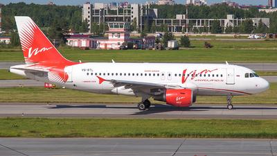 VQ-BTL - Airbus A319-111 - Vim Airlines