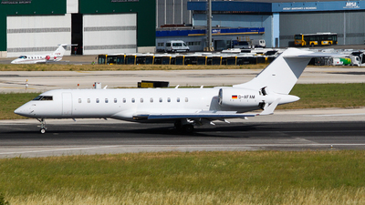 D-AFAM - Bombardier BD-700-1A10 Global Express - FAI Rent-a-jet