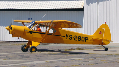 YS-280P - Piper PA-18-135 Super Cub - Private
