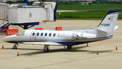 YV3259 - Cessna 550 Citation II - Private