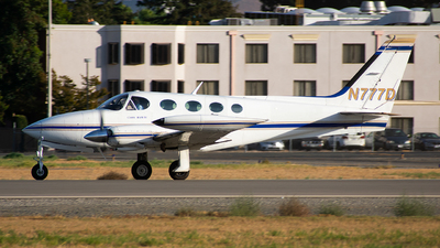 N777D - Cessna 340A - Private