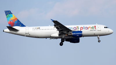 LY-SPH - Airbus A320-214 - Small Planet Airlines