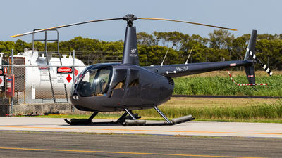 A picture of VHZGF - Robinson R44 I - [2118] - © Brandon Giacomin