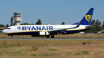 EI-FRL - Boeing 737-8AS - Ryanair