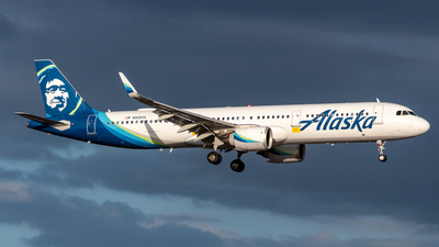 A picture of N928VA - Airbus A321253N - Alaska Airlines - © Miguel Rodriguez Puerto Rico Spotter