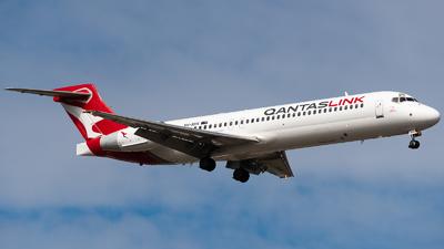 VH-NXN - Boeing 717-231 - QantasLink