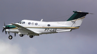 PT-LUT - Beechcraft F90 King Air - Private