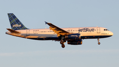 A picture of N712JB - Airbus A320232 - JetBlue Airways - © Oliver Richter