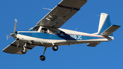 N18JC - Helio HT295 Courier - Private