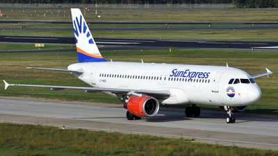A picture of LYNVS - Airbus A320214 - [1757] - © Luba Ostrovskaya
