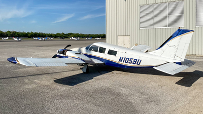 N1059U - Piper PA-34-200 Seneca - Private