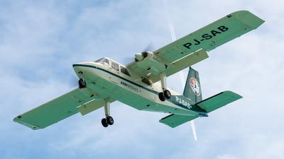 PJ-SAB - Britten-Norman BN-2A Islander - St. Maarten Airways