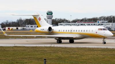 B-LRH - Bombardier BD-700-1A11 Global 5000 - Private